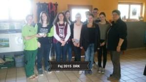 FSJ 2015 Schwesternschaft DRK