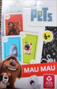 Kartenspiel-Mau-Mau-Pets